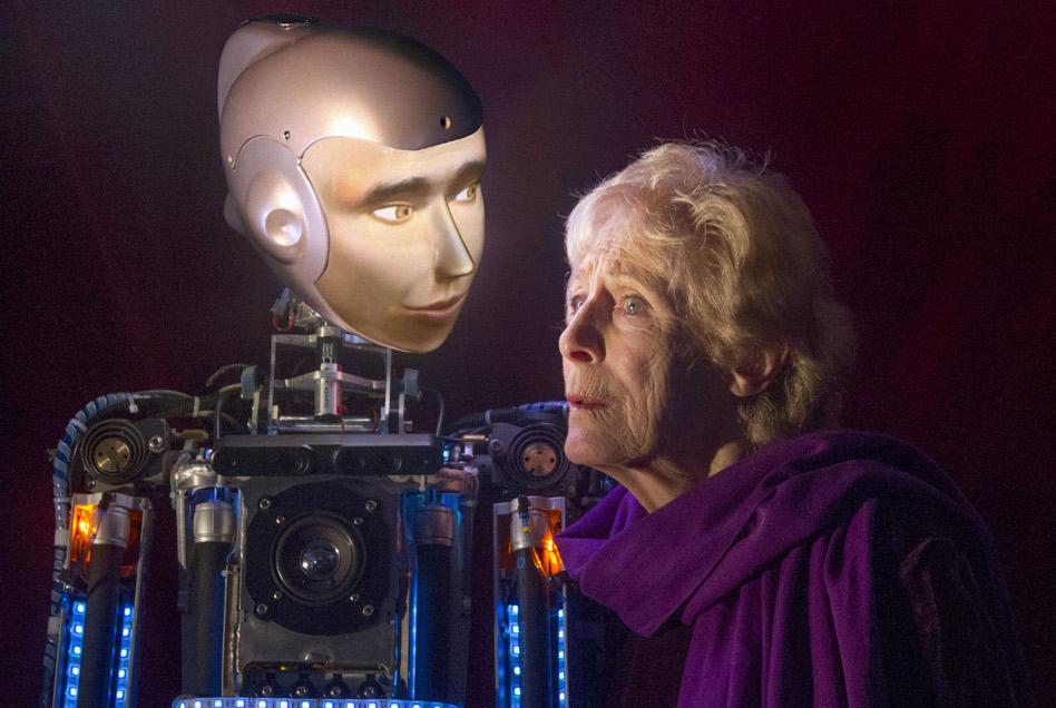 robotics in theatres
